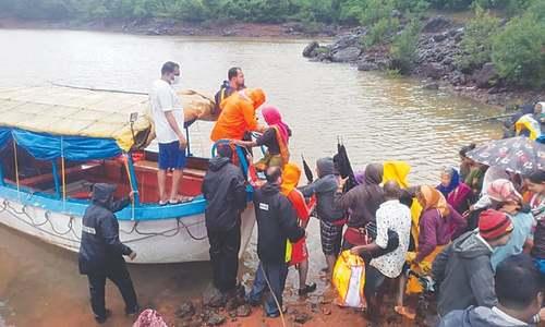 Over 100 dead in India as rains trigger floods, landslides