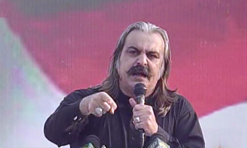 PML-N slams Gandapur for sexist remarks, threat of violence against Maryam in AJK rally