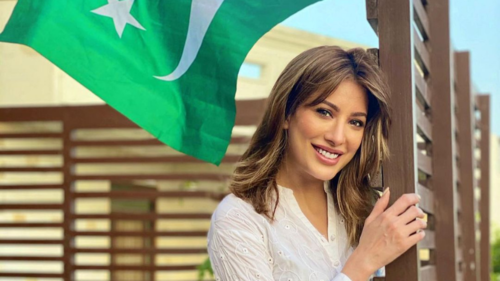 If a cricketer can become prime minister, surely an actor can as well, says Mehwish Hayat
