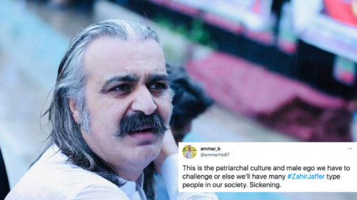 Federal minister Ali Amin Gandapur's sexist comments about Maryam Nawaz stir anger and disgust on Twitter