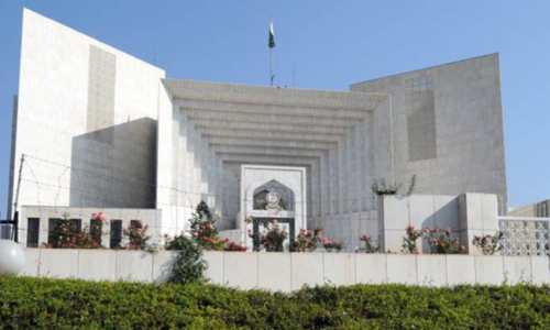 SC proposal for NAB chief's appointment holds ground: SJC