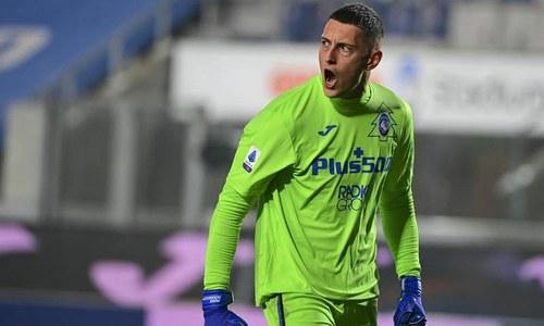Tottenham hire Gollini on  loan from Atalanta