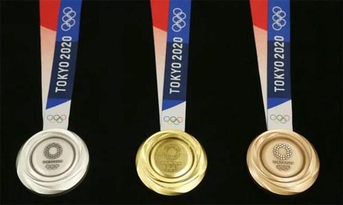ٹوکیو اولمپک کے میڈلز کی تیاری کے لیے جاپان کی منفرد حکمت عملی جانتے ہیں؟