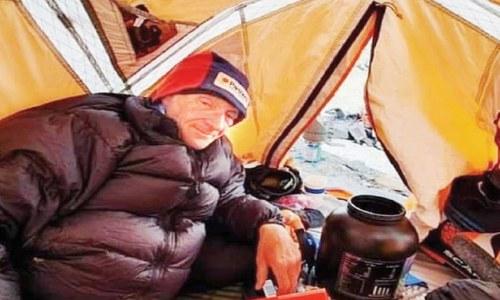 Scottish climber killed in avalanche