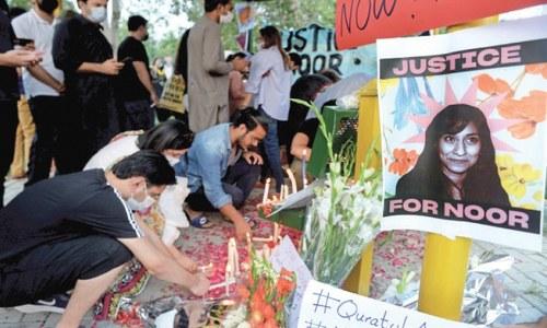 Police arrest parents, guards of Noor's alleged killer