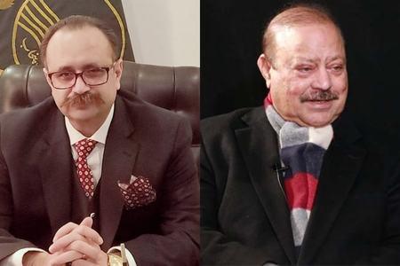 Tanveer, Sultan in run for AJK premier post