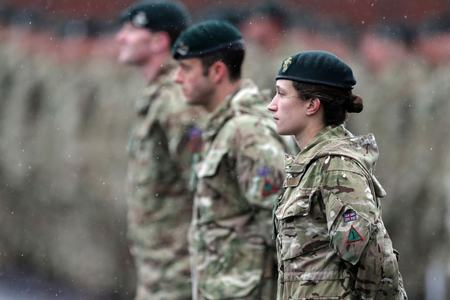 UK military has failed to protect women from abuse: report