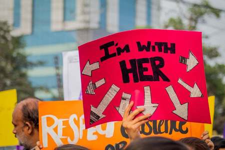 If you want violence against women to end, stop saying 'not all men'