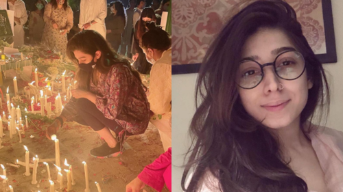 'We'll fight for you and what you believed in': Mariyam Nafees posts an emotional tribute to Noor Mukadam
