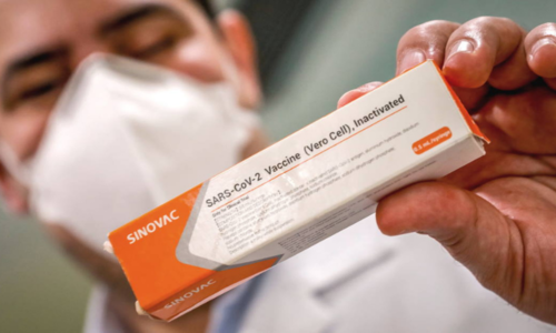 Antibodies from Sinovac's Covid-19 shot fade after about 6 months, booster helps: study