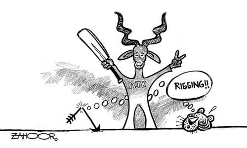 Cartoon: 27 July, 2021