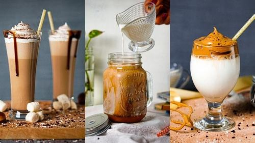 These three homemade iced coffee recipes will help you beat the heat this summer