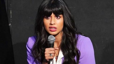 Jameela Jamil urges men in Pakistan to speak about the Noor Mukaddam case