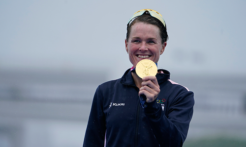 برمودا اولمپک گولڈ میڈل جیتنے والا سب سے کم آبادی والا ملک بن گیا