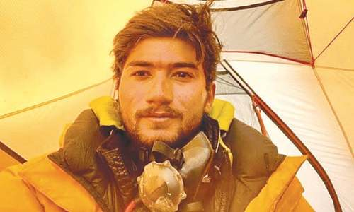 Pakistani teenager sets new record by scaling K2 as well