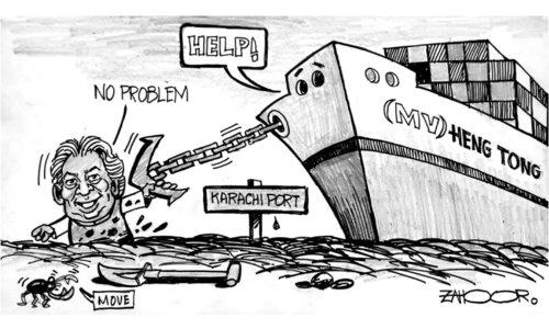 Cartoon: 28 July, 2021