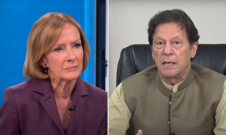 'Never is the victim responsible,' says PM Imran when asked about his controversial comments on rape