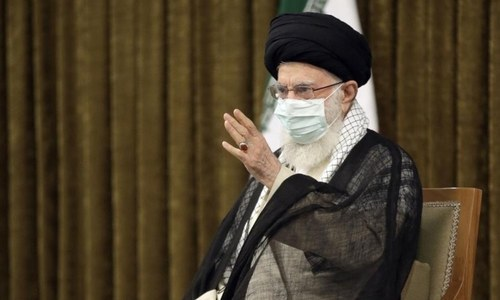'Trust in the West does not work': Khamenei criticises US as nuclear talks stalled