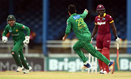 پہلا ٹی20: پاکستان کا ویسٹ انڈیز کے خلاف باؤلنگ کا فیصلہ