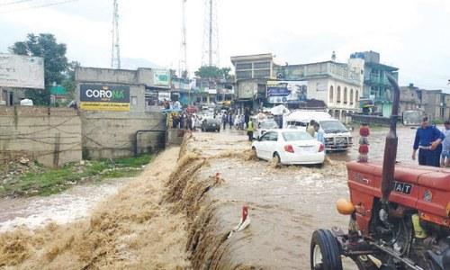 2 children die as rain batters KP