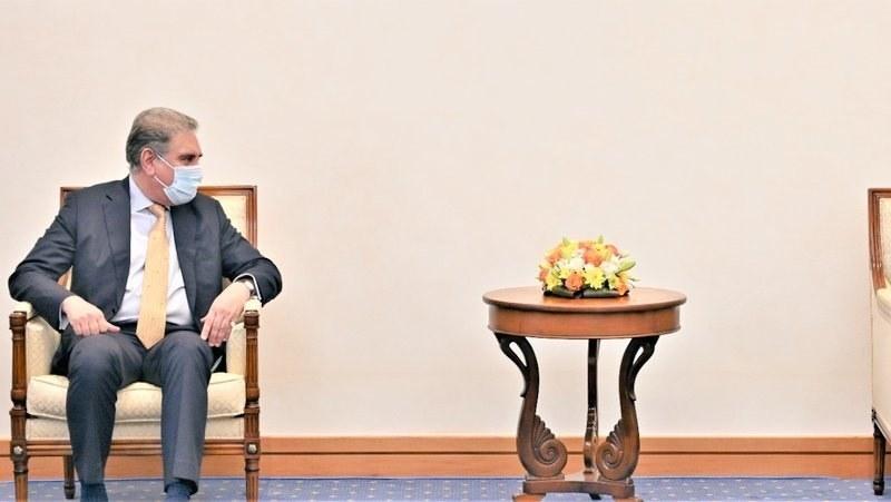 بحرین کے ساتھ مختلف شعبوں میں تعاون کو بڑھایا جائے گا، شاہ محمود قریشی