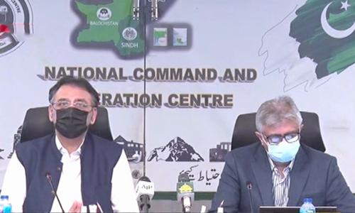 کراچی میں کورونا وبا تیزی سے پھیل رہی ہے، ڈاکٹر فیصل سلطان