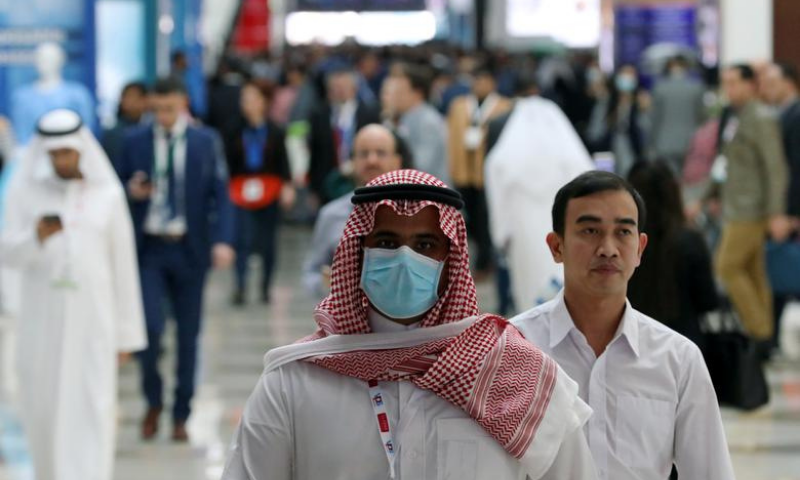 Delta variant drives Mideast virus surge: WHO