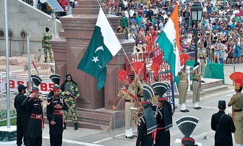 Pakistan and India must develop peaceful and cooperative ties for their own security, prosperity and progress