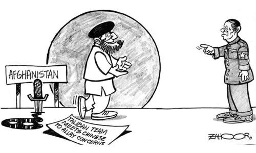 Cartoon: 30 July, 2021