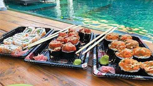 Fishop is revitalising Karachi's sushi scene