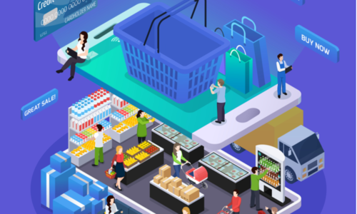 Shopping Through Apps