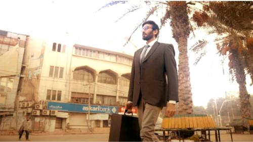 اعجاز اسلم اور مشال خان 'فیوچر امپرفیکٹ' میں ساتھ نظر آنے کو تیار