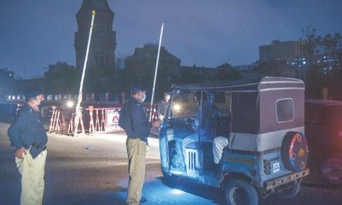 Nine-day lockdown imposed in Sindh
