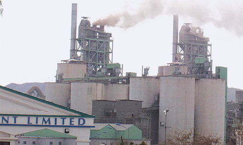 Cement industry seen as biggest source of CO2 emissions