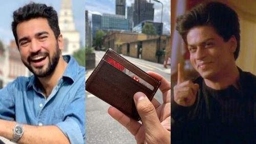 A Pakistani man's journey to return Rahul's lost wallet in London is the funniest thing on the internet today