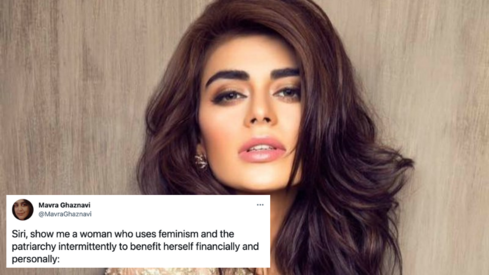 'Our husbands are our culture': Twitterati take on Sadaf Kanwal's thoughts on marriage and feminism