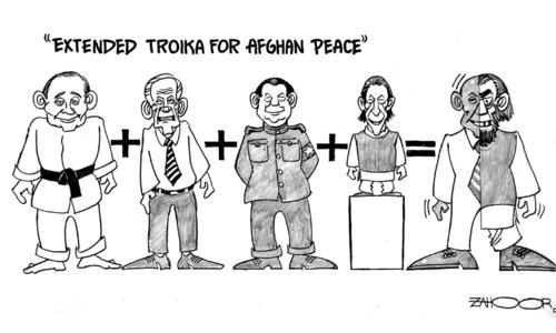 Cartoon: 1 August, 2021