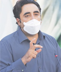Bilawal slams PTI for awarding ticket to 'old TTP associate'