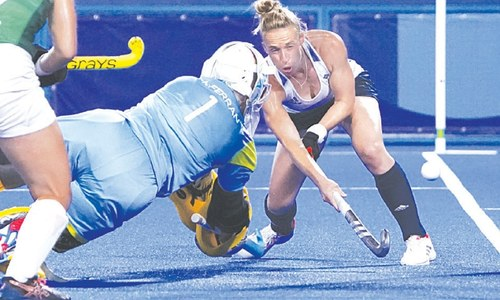 Great Britain, India join NZ, Spain in quarter-finals
