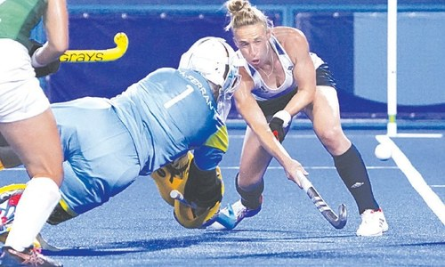 Great Britain, India join NZ, Spain in quarter-finals of women's hockey at Olympics