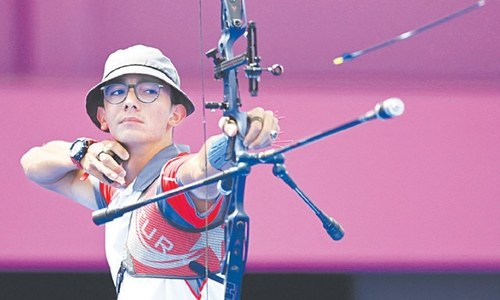 World's top-ranked archer knocked out of Olympics as Turkey's Gazoz grabs gold