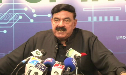 Afghan team has arrived to probe Afghan ambassador's daughter's alleged abduction: Sheikh Rashid