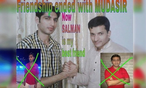Viral meme 'Friendship ended with Mudasir' sold for $51,000 in online auction