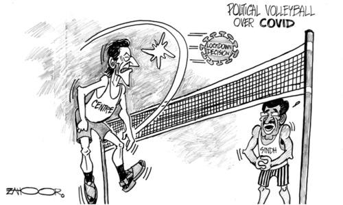 Cartoon: 3 August, 2021