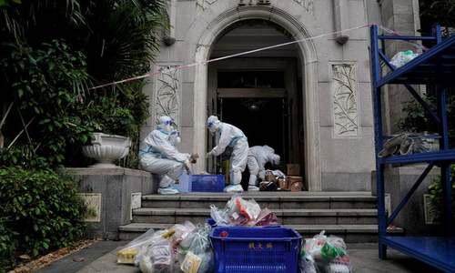 Millions under lockdown as China battles Delta outbreak