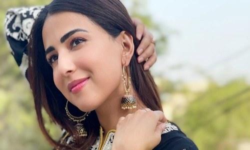 اشنا شاہ کا کورونا ٹیسٹ مثبت آگیا