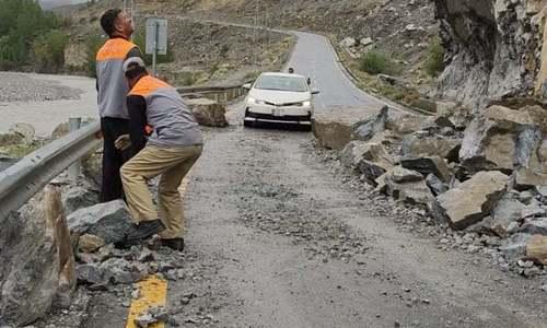 گلگت بلتستان میں سیاحوں کے داخلے پر دو روز کی پابندی