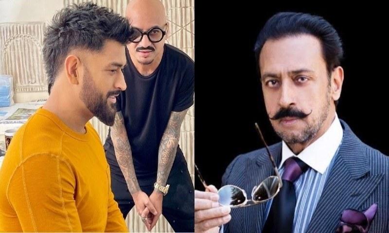 گلشن گروور کی مہندر سنگھ دھونی کو فلموں میں ولن نہ بننے کی اپیل