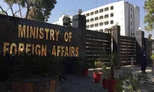 بھارت نے اپنے ہمسایوں کے ساتھ ہمیشہ مذاکرات کی کوششوں کو سبوتاژ کیا ہے، دفتر خارجہ
