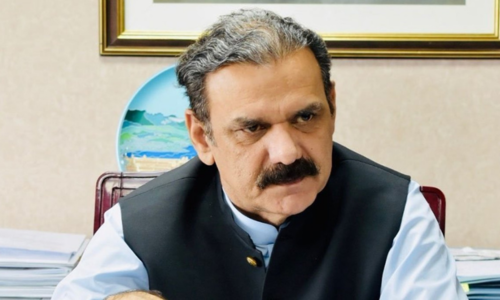 Khalid Mansoor appointed SAPM on CPEC affairs as Asim Bajwa bows out